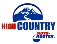High Country Roto-Rooter - Colorado Logo